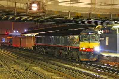 66412 Eastleigh 30/09/11 4O57 Wentloog to Southampton
