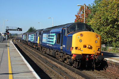 37603 Basingstoke 28/09/11 5Z61 Eastleigh to Crewe with 47841 and 47802