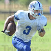 Tribune-Star/Jim Avelis<br /> In place: Indiana State University sophomore Alex Sewall has earned a place in the defensive secondary.
