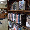 Tribune-Star/Jim Avelis<br /> Here for you: Shelves of books greet visitors to the Rockville library, located just off the town square.