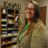 Tribune-Star/Jim Avelis<br /> Park watcher: Kara Kish is the assistant superintendent of the Vigo County Parks and Recreation Department.