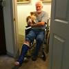 1st Broken leg..