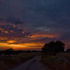Sunset by Donnafugata