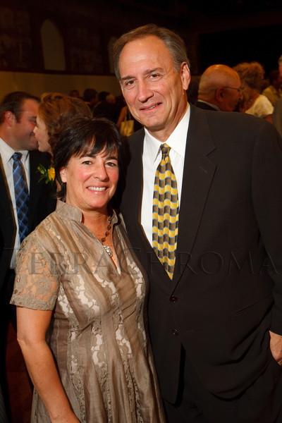 (Denver, Colorado, Sept. 10, 2011)<br /> Paula and Les Shapiro.  Zarlengo Foundation event at the Ellie Caulkins Opera House in Denver, Colorado, on Saturday, Sept. 10, 2011.<br /> STEVE PETERSON