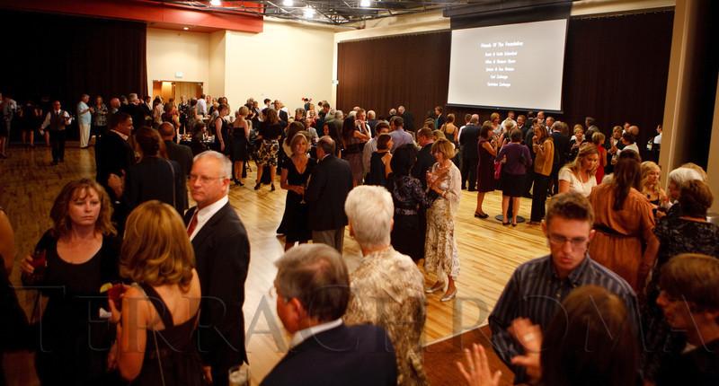 (Denver, Colorado, Sept. 10, 2011)<br /> Studio Loft for the VIP reception.  Zarlengo Foundation event at the Ellie Caulkins Opera House in Denver, Colorado, on Saturday, Sept. 10, 2011.<br /> STEVE PETERSON
