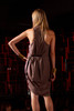 "(Denver, Colorado, Sept. 17, 2011)<br /> Sonja in her first look, a Helmut Lang dress.  The Eighth Annual Volunteers of America Fashion Show, ""The Sweet Life,"" at Suite Two Hundred in Denver, Colorado, on Saturday, Sept. 17, 2011.<br /> STEVE PETERSON"