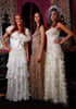 """(Denver, Colorado, Sept. 17, 2011)<br /> Whitney, Devin, and Tessa in Sue Wong gowns.  The Eighth Annual Volunteers of America Fashion Show, """"The Sweet Life,"""" at Suite Two Hundred in Denver, Colorado, on Saturday, Sept. 17, 2011.<br /> STEVE PETERSON"""