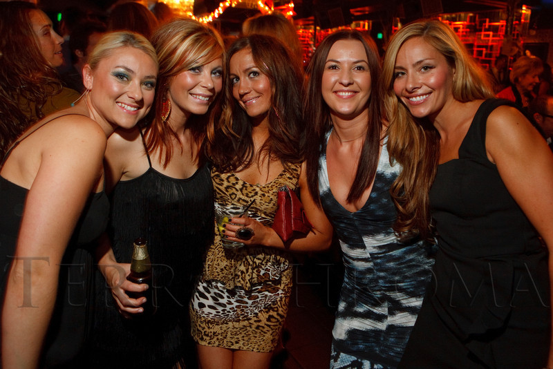 "(Denver, Colorado, Sept. 17, 2011)<br /> Amanda Stoffel, Dana Connolly, Ashley Collins, Anna Siromjatnikova, Malissa Knight-Garcia (cq).  The Eighth Annual Volunteers of America Fashion Show, ""The Sweet Life,"" at Suite Two Hundred in Denver, Colorado, on Saturday, Sept. 17, 2011.<br /> STEVE PETERSON"