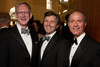 (Denver, Colorado, Sept. 24, 2011)<br /> Gregory Carpenter, Dr. Andrew Sirotnak, and Jamie White.  Opera Colorado Gala at the Ellie Caulkins Opera House in Denver, Colorado, on Saturday, Sept. 24, 2011.<br /> STEVE PETERSON
