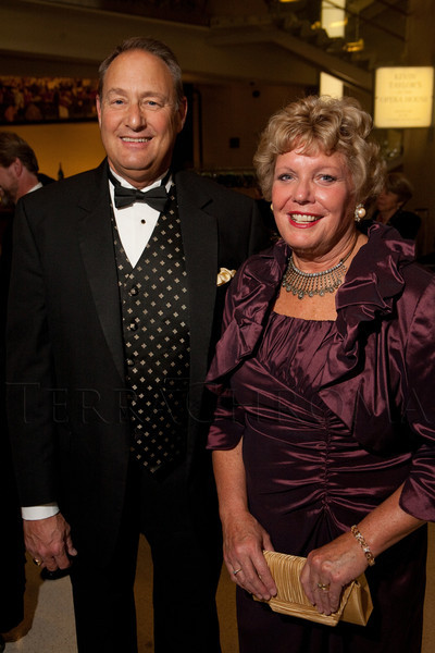 (Denver, Colorado, Sept. 24, 2011)<br /> Bob and Betsy Swift.  Opera Colorado Gala at the Ellie Caulkins Opera House in Denver, Colorado, on Saturday, Sept. 24, 2011.<br /> STEVE PETERSON