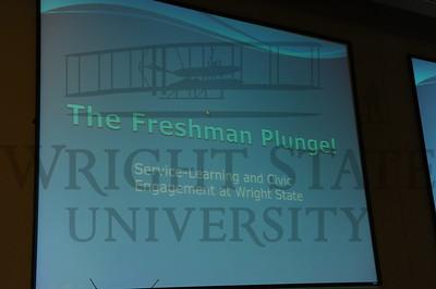 7056 Freshman Plumge 9-3-11
