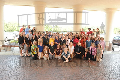 7152 Nursing Faculty and Staff fall retreat 9-1-11