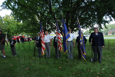 7153 9-11 Anniversary Memorial Ceremony 9-10-11