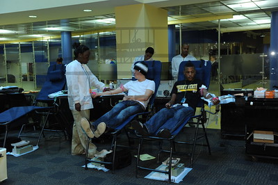 7195 Blood Drive for Wright Commitment Day 9-8-11