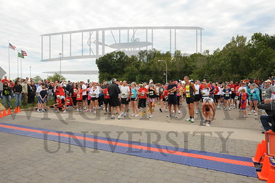 7199 WSU Air Force 5K Race 9-16-11