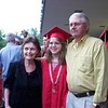 Grandma, Shannon and grandpa.