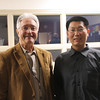 Dr. David Weisberg, Hebrew Union College Professor with Shi Lei