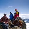 On Red Lake Peak