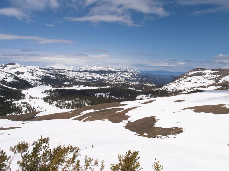 Tahoe and vicinity