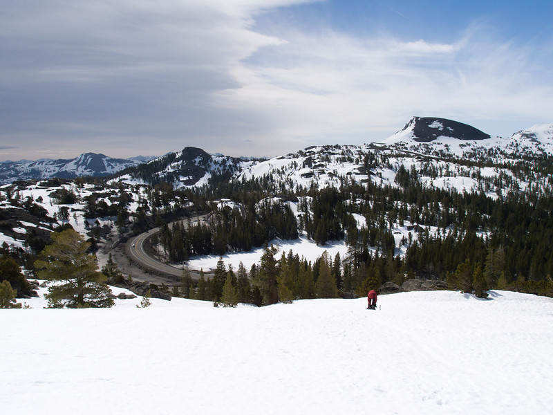 Elephant Back and Carson Pass