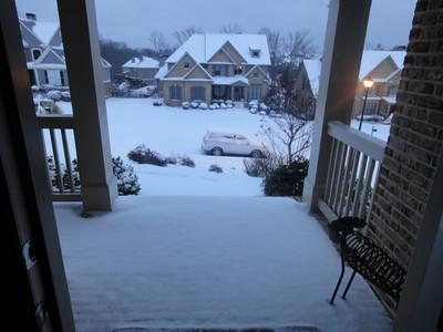 1-10-2011 Snow Day