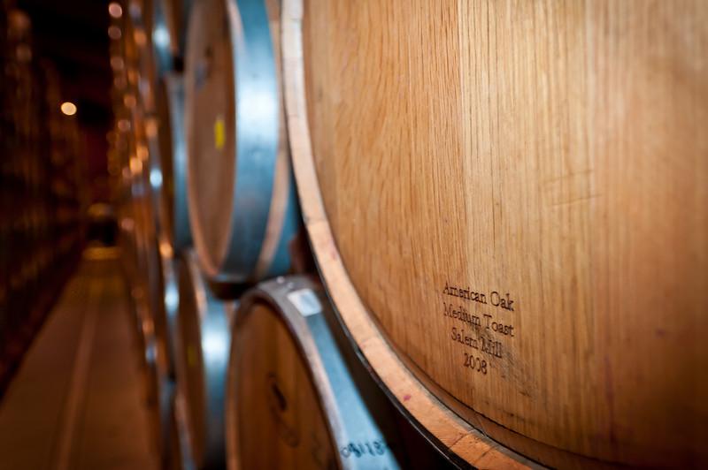 Sonoma Barrel Tasting (2011-03-12)