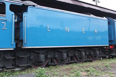 1st Tender in 'LNER' Blue