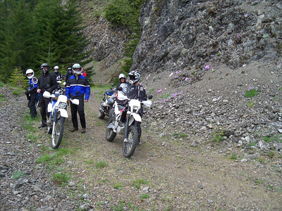 Southern Olympic Dual Sport Ride
