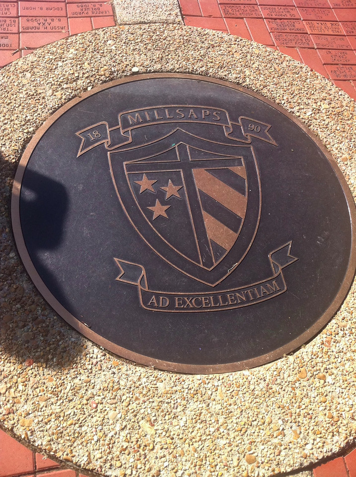 Millsaps campus