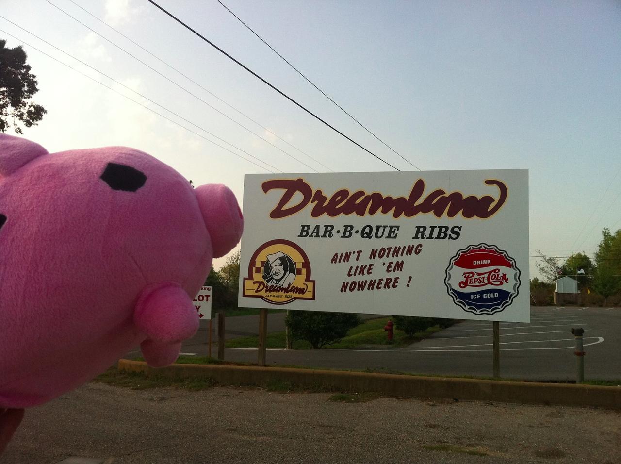 Dreamland BBQ Ribs