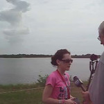 @KelleyApril shares her reaction with Bill Capo of New Orleans CBS affiliate WWL-TV, immediately after the launch
