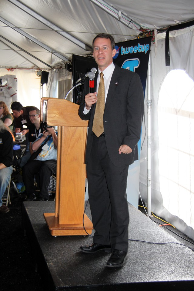 NASA Chief Technologist Bobby Braun (@Bobby_Braun)