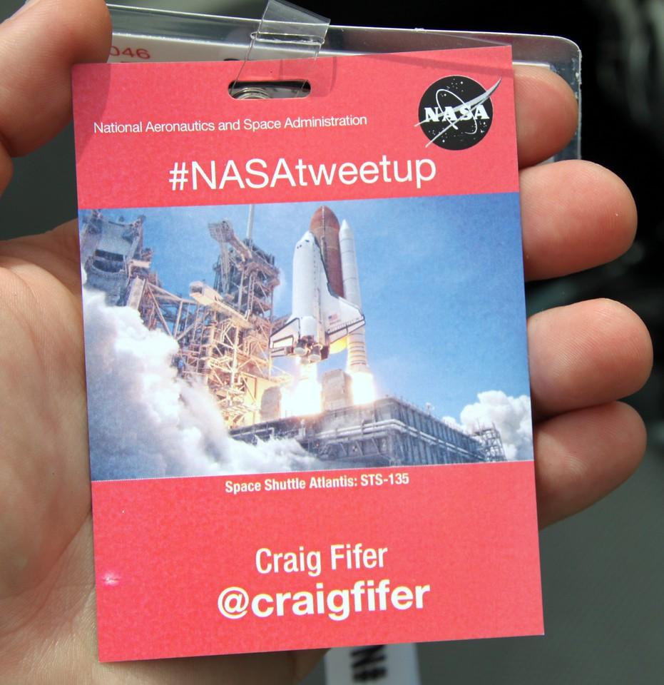 My Tweetup badge