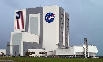 The Vehicle Assembly Building and Launch Control Center