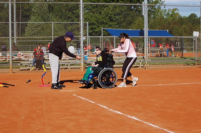 Special Needs Baseball 2011