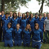 2010 Cross Country Team: (1st row) Kameryn Brewster, Karissa Austin, Elizabeth Callaway, Kristin Tuttle; (2nd row) Assist. Coach Justin Carver, Juan Garcia, Jordan Mestas, Ellie Eklund, Kayley Trammell, Preston Tibbetts, Royce Grimes; (3rd row) Jordan Deck, James Tidei, Jake Nugen, Troy Kelly Jr., Kellan Goben, Zane Berner, Head Coach Derek Kite