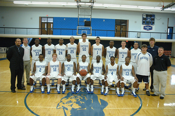 MBasketball Team 2010