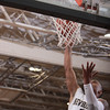 Newburgh Free Academy Goldback Jarrod Scurlock (5) puts up two points against Kingston on Thursday, February 10, 2011 in Newburgh, NY. NFA defeated Kingston 80-64. Hudson Valley Press/CHUCK STEWART, JR.