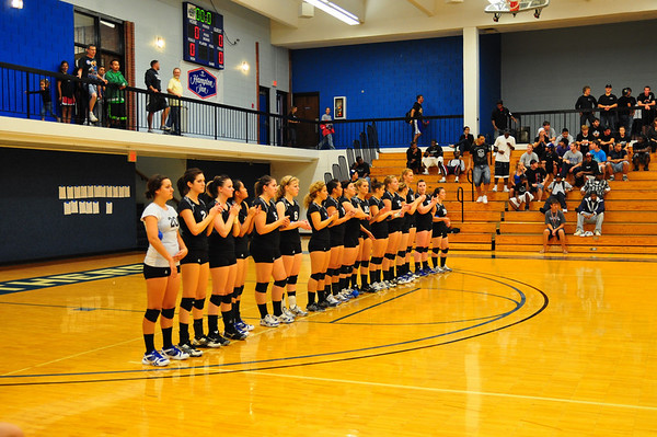 Volleyball Sept. 8th