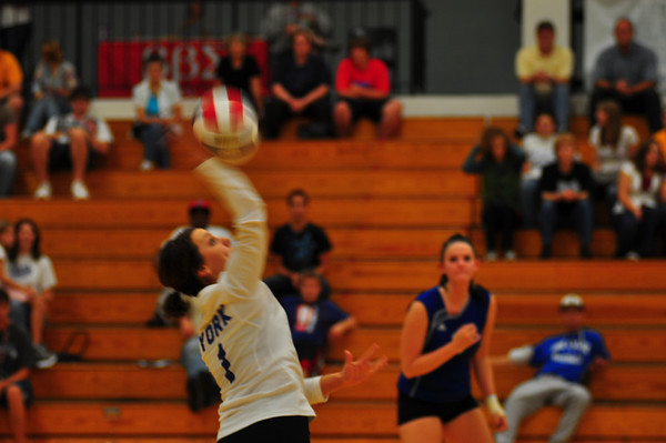 Volleyball Sept. 9th