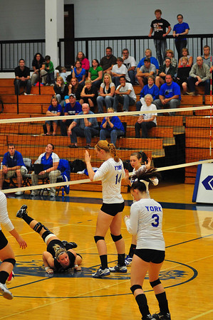 Volleyball Oct. 6