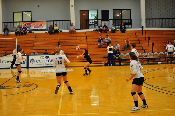 Volleyball Oct. 15