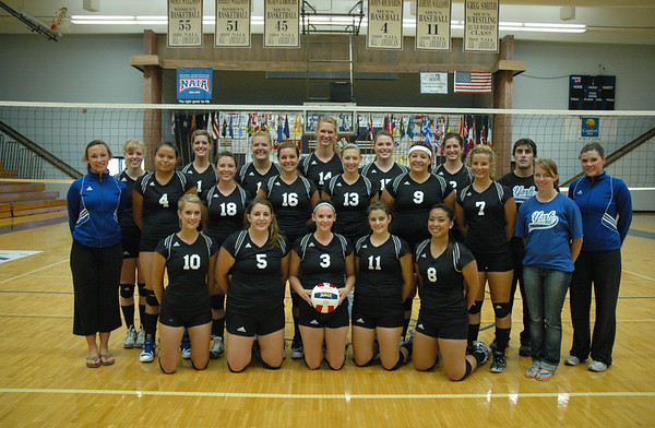 Volleyball Team 2010