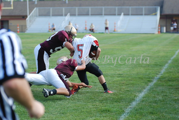 Stow Freshman Football 2011
