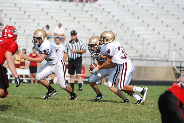 Stow JV Football 2011