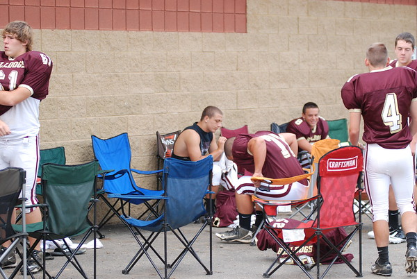 Stow Varsity Football 2011