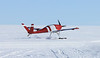 Meridian - the new unmanned aircraft system, developed by the CReSIS University of Kansas, is designed to enable extensive remote sensing surveys over isolated areas of Greenland and Antarctica.
