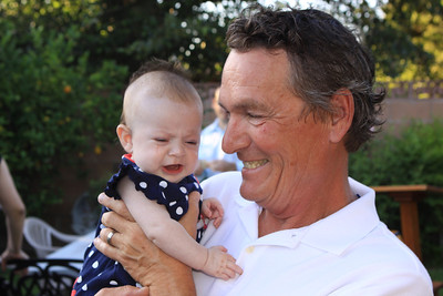 Happy Grandpa.