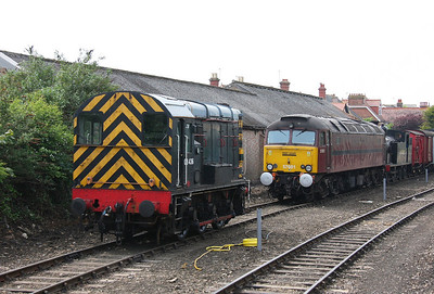 08436 Swanage 07/05/11 with 57601