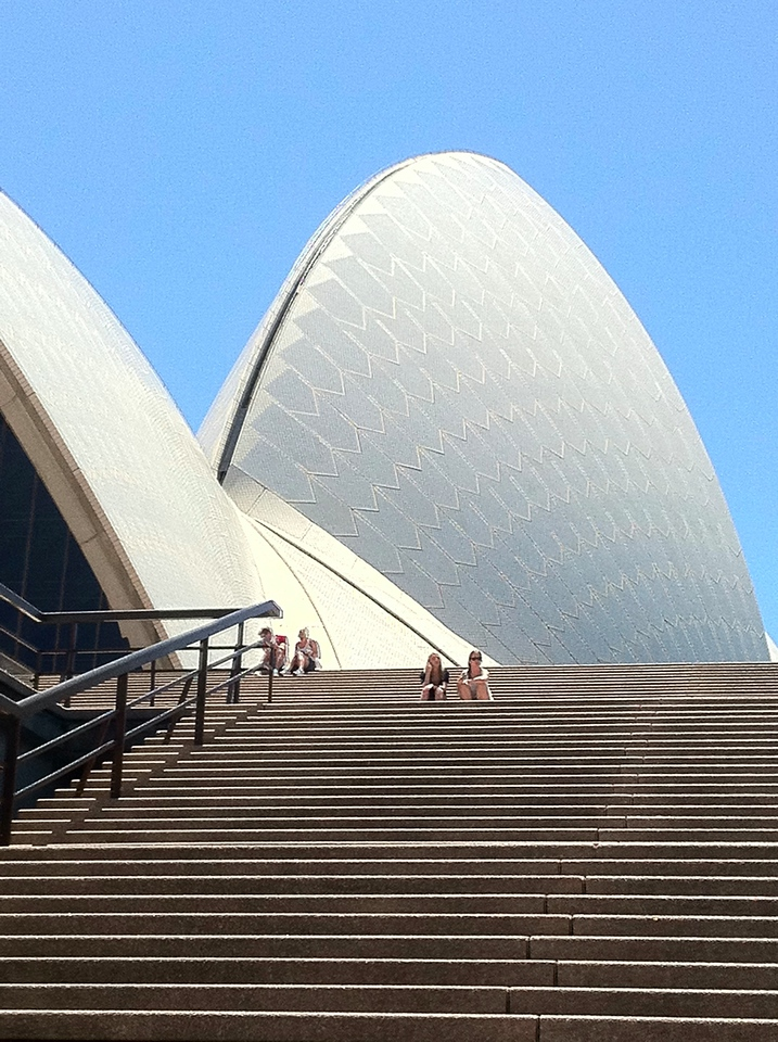 Opera House closeup